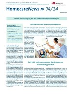 "HomecareNews No. 4 ""Infusionstherapie"""